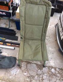 Green Folding Fishing Chair