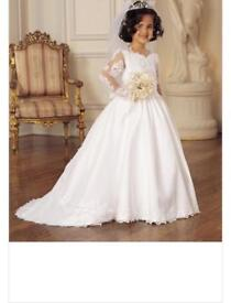 Flower Girl or First Holy Communion