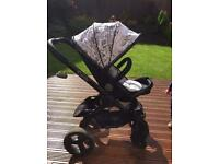 ICandy World Limited Edition Full Push Chair Set