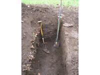 Gardening Labourer Wanted £10/hour Cash
