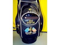 2010 Ryder Cup Golf Bag – Celtic Manor's Limited Edition – vastly reduced!