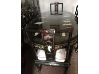 Mother Of Pearl Dining Table (Chinese/Oriental/Asian)