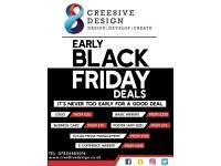 Web & Graphic Design, Branding & Events