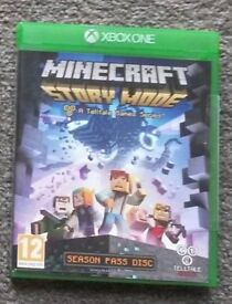 Minecraft Story Mode for XBOX ONE