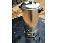Buffalo 10ltr manual fill kettle