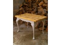 top quality shabby chic rustic bedside table