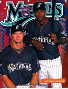 FLORIDA-MARLINS-2010-OFFICIAL-PROGRAM-Josh-Johnson-Hanley-Ramirez-All-Star-Game