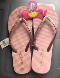 Ladies Flip Flops Brand New With Tags Size 7