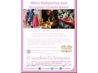 Glitzy Pamper & Shopping Charity Event