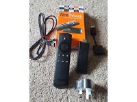 Amazon Firestick 2nd gen with Alexa voice remote