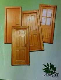 Top Quality Oak Doors .. Skirting etc .. Mexicano .. Tunis.. Shaker etc