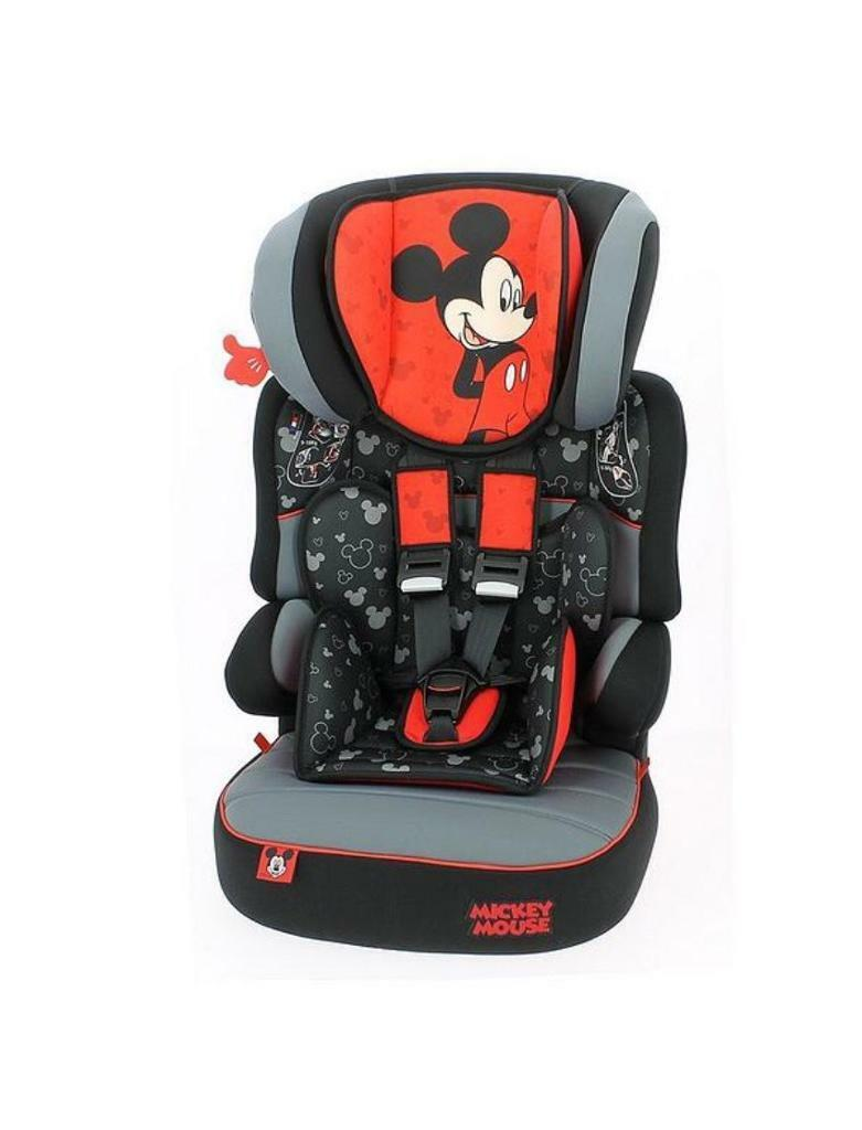 Mickey Mouse Car Seat Brand New Still In Box