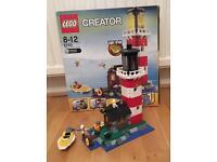 Lego Creator 3in 1 Lighthouse