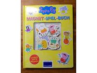 Peppa Pig Magnetic Story Book (German)