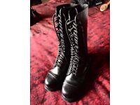 Surplus Undercover Boots Combat Boots Steel Toe Cap