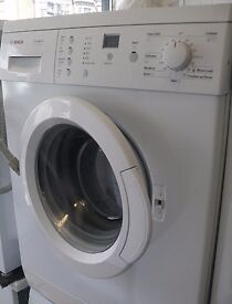Bosch 6kg load 1200 Express washing machine A energy rated