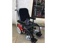 Electric Wheelchair 6 MPH