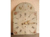 Original Antique Country Clockface Clock