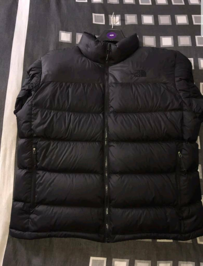 Men's North Face Nuptse Large