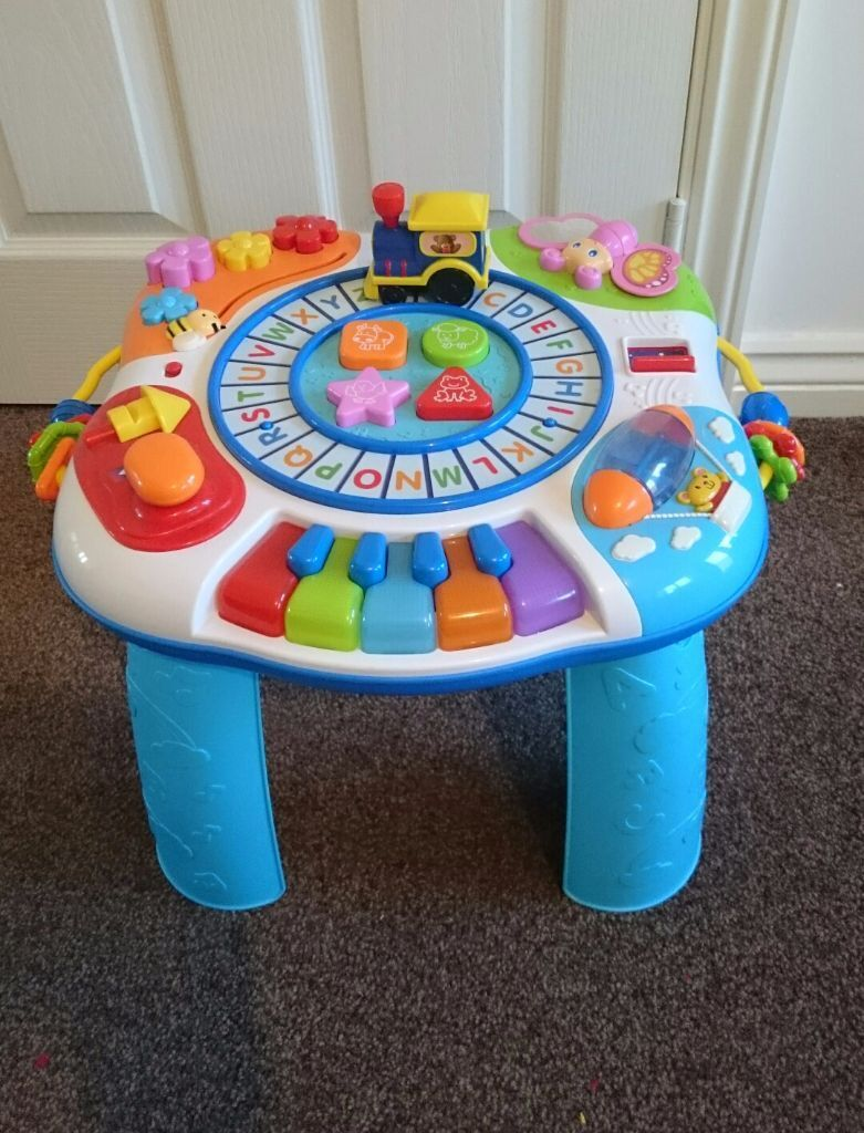 Baby Activity Table In Blyth Northumberland Gumtree