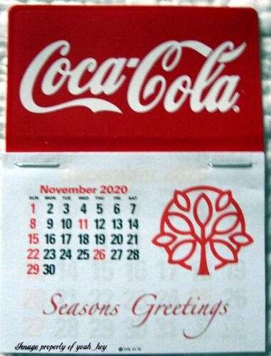 2021 Coca-Cola™ Classic Peel & Stick 14 Month Dash Calendar. NO PRICE INCREASE!