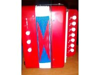 Child Accordion - Brand New in Box