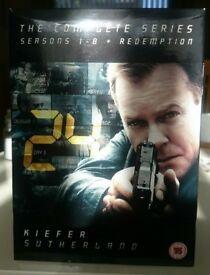 24 DVD Boxset