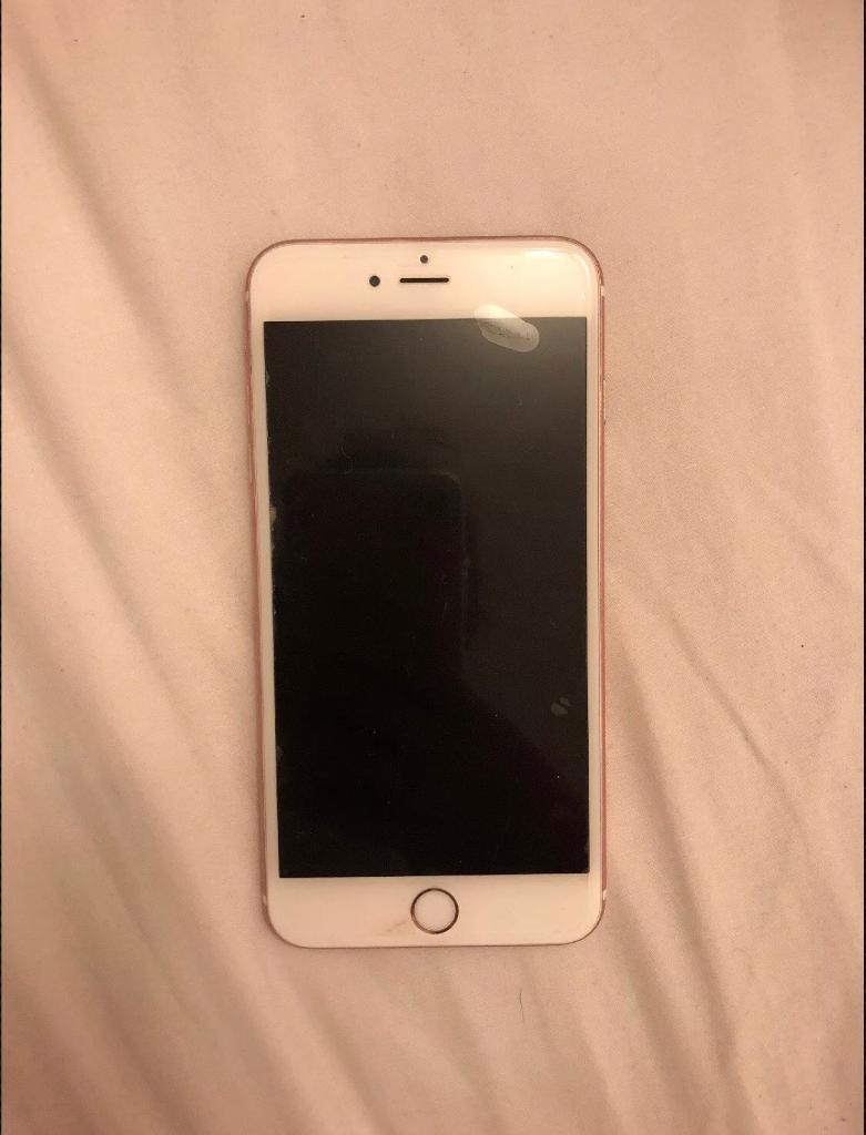 Iphone 6s Plus Rose Gold 32gb Unlocked Ausreise Info Apple A1687 Cdma