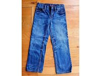 Boys GAP jeans size 7 years