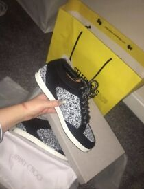 Jimmy choo trainers size 5