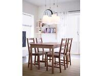 Ikea JOKKMOKK Pine Table Great Condition
