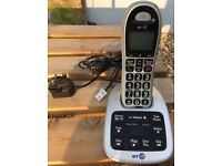 BT 4600 cordless phone with answer machine