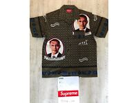 Supreme Obama Shirt - Medium - Green - Sold Out