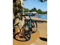 Orbea mx50 2018 hardtail, mountain bike, frame Large, wheels 27.5