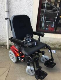 Electric Wheelchair 6 MPH