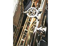 Trevor James Classic 2 Alto Saxophone - Like brand new - cost £782 new