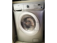 Zanussi freestanding Washer/Dryer ZWD 12270 S colour silver