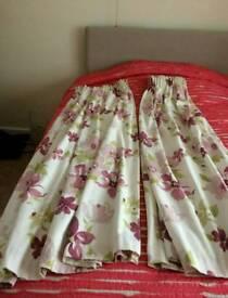 Pair of John Lewis Curtains