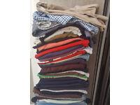 Bundle mens Clothing XXL 37 items