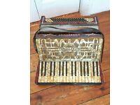 Vintage Buttstadt German Accordion