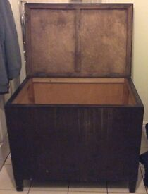Very Large, Vintage, Storage/Blanket Chest (Reduced)