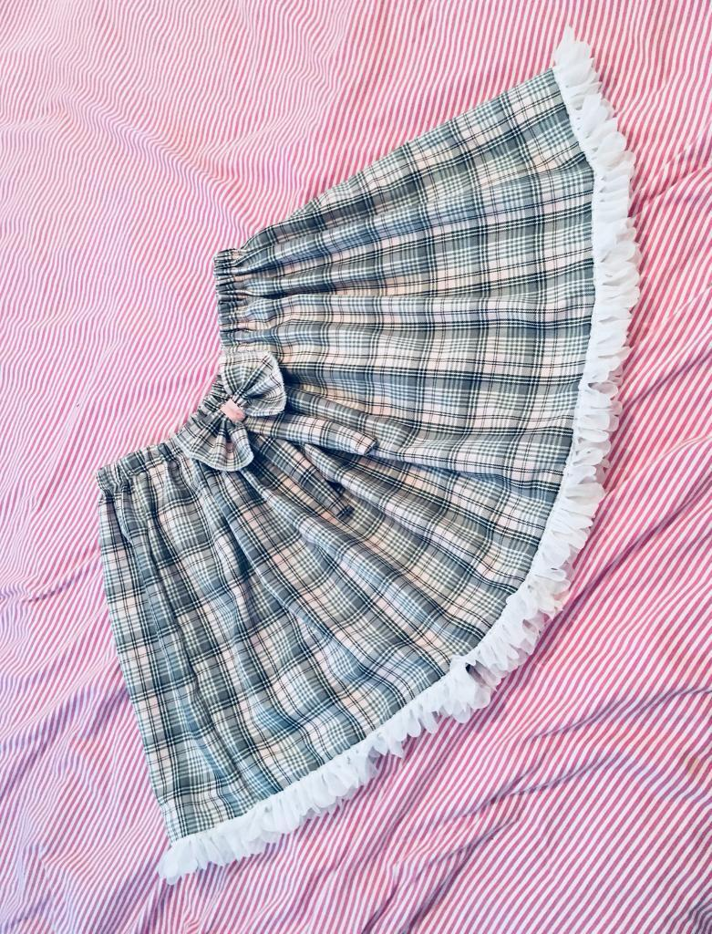 ABDL sissy adults skirt size large-XL   in Hamilton, Leicestershire ...
