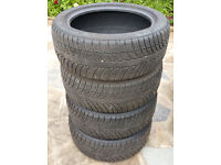 Kleber Quadraxer All Season Tyres - 225/45 R17 94V XL