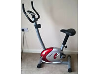 Magnetic Exercise Bike with Handpulse £70 ONO