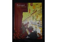 "Graphic Novel by Cyril Pedrosa ""Portugal"" - In ITALIAN language."