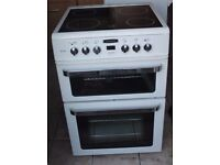 6 MONTHS WARRANTY Leisure 60cm, fan assisted electric cooker FREE DELIVERY