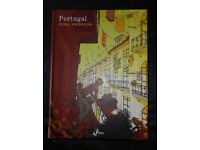"Graphic Novel in ITALIAN LANGUAGE by Cyril Pedrosa: ""Portugal"""