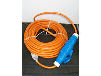 Electric Hook Up Cable 25 mts
