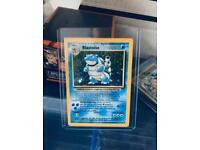 Blastoise 2/102 Holo Base Set Pokemon