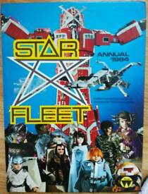Star fleet annual 1984